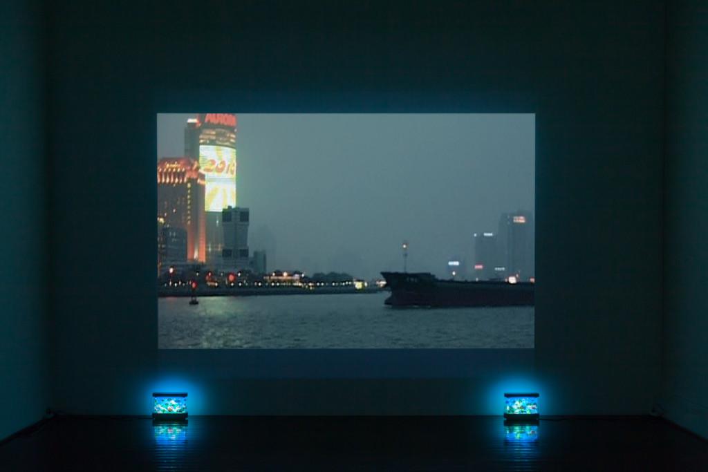 Tombée de nuit sur Shanghai (2009)